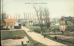 Luttre - Hameau De Beaudoux  -1907 ( Voir Verso ) - Pont-à-Celles