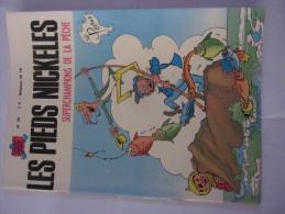 LES PIEDS NICKELES N° 39 SUPERCHAMPIONS DE LA PECHE - Pieds Nickelés, Les