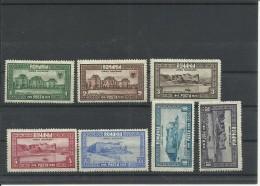 RUMANIA YVERT  344/50  MH  * - 1918-1948 Ferdinand, Charles II & Michael