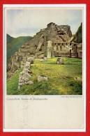Amérique - PEROU  --  Cuzco Peru . Ruinas De Machupichu - Pérou