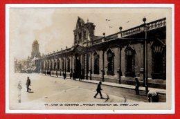 Amérique - PEROU  -- LIMA  --  Casa De Gobierno ... - Pérou