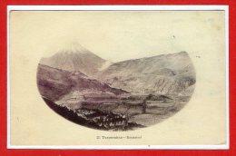 Amérique - PEROU  -- EQUATEUR El Tungurahua - Equateur