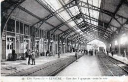 CERBERE - Gare Des Voyageurs - (20) - - Cerbere