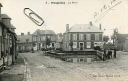 MAIGNELAY -60- LA POSTE - Maignelay Montigny