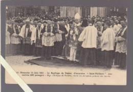Nantes - 41 L'évèque Récite Les Derniere Prieres Des Morts  - Naufrage Du Saint Philibert 1931 - Nantes