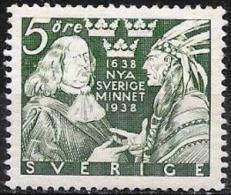 Svezia/Suède/Sweden: Capo Indiano, Indian Chief, Chef Indien - American Indians