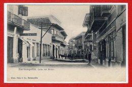 Amérique - COLOMBIE -- Barranquilla - Calle Del Banco - Colombie