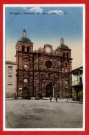 Amérique - COLOMBIE --  Cartagena  - St Pedro Claver Church - Colombie