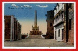 Amérique - COLOMBIE --  Cartagena  - Monument Of National Flag Staff - Colombie