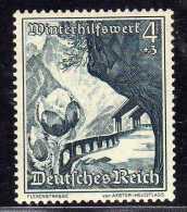 Deutsches Reich, 1938, Mi 676 **, Wintershilfswerk [050216L] - Germany