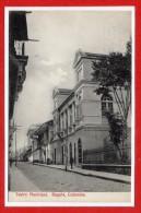 AMERIQUE - COLOMBIE --  Teatro Municipal  - Bogota - Colombie