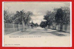 AMERIQUE - COLOMBIE --  Barranquilla   - Quintas En Los Afueras De La Ciudad - Colombie
