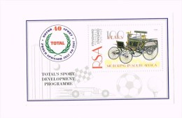 100 YEARS Motoring In South Africa - RSA - Motor Sport - 1997 - Afrique Du Sud (1961-...)