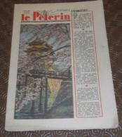Le Pèlerin. N°3413.  4 Avril 1948. Record Du Monde Du Parachutiste De Descente En Chute Libre.  Pat´Apouf. - Livres, BD, Revues