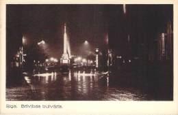 Lettonie - Riga - Brivibas Bulvaris - Lettonie