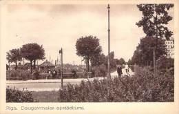 Lettonie - Riga - Daugavmalas Apstadijumi - Lettonie