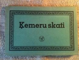 Lettonie - Kemeru Skati, Carnet Dépliant Complet De 10 Cartes - Lettonie