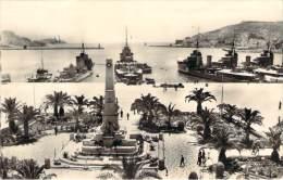 Colombie - Cartagena - Monument Aux Héros De Cavite Et Vue Partielle Du Port (qualité Photo) - Colombie