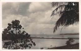 Panama - Panama Canal With Railroad-dam (qualité Photo) - Panama