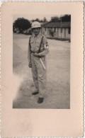 Photo Originale Militaria Police Militaire PM - War, Military