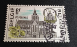 Belgien 1979 - 1948 Kirche  Used  / Rund Gestempelt - Unclassified