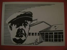 CPM ILLUSTRATEUR D. BOUTIN - N°4 COLLEGE JACQUES PREVERT MONCOUTANT EN 1990 - Illustrators & Photographers