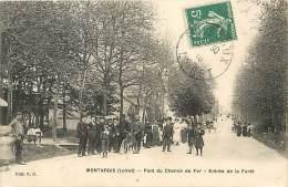 A16-2056 : MONTARGIS PONT DU CHEMIN DE FER - Montargis