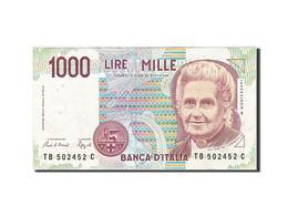 Italie, 1000 Lire, 1990-1994, KM:114a, 1990, TTB+ - 1000 Lire