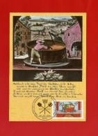 BRD 1983  Mi.Nr. 1179 , Reinheitsgebot Für Bier - Maximum Karte - Stempel Bonn 05.05.1983 - Biere