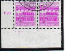 CC936  ÖSTERREICH  1962  MICHL 1116 Symbolzahl 1 - 3  Used / Gestempelt ZÄHNUNG Siehe ABBILDUNG - 1945-.... 2de Republiek