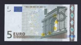 (BE047) -  5 € - ESPAÑA - V - J. C. TRICHET - SC/UNC - M016D1 - EURO