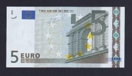 (BE048) -  5 € - ESPAÑA - V - J. C. TRICHET - SC/UNC - M016D1 - EURO