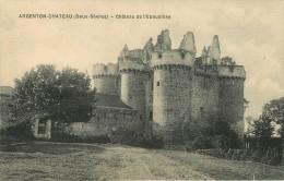 Dép 79 - Chateaux - Argenton Chateau - Château De L'Ebaupinay - Bon état - Argenton Chateau