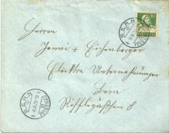 Brief  Bern Felsenau - Bern             1923 - Svizzera
