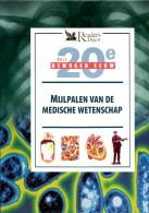 Mijlpalen Van De Medische Wetenschap (onderdeel Van Onze Bewogen 20e Eeuw) Door David Burnie/Jonneke Krans - Histoire