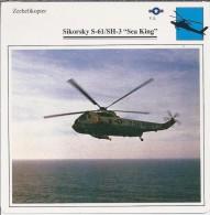 Helikopter.- Helicopter - Sikorsky S-62 (HH-52A) - VS. Verenigde Staten. USA. 2 Scans - Helikopters