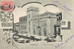 VALENCIA - LONJA DE LA SEDA - Valencia