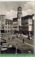 Stuttgart, Marktplatz 1957Verlag: -----------------,- POSTKARTEFrankatur,  Stempel, STUTTGART 13.4.57Erhaltung: I-II, Ka - Stuttgart