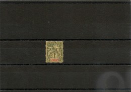 NOUVELLE CALÉDONIE Année 1903  N°Y/T :80** Sans Gomme Côte: 145,00 € - Nouvelle-Calédonie