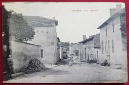 CPA-SERRES-MEURTHE ET MOSELLE-54-VUE INTERIEURE-BASTIEN EDIT-LUNEVILLE - Autres Communes