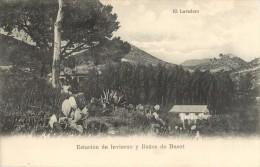 BUSOT - ESTACION DE INVIERNO Y BANOS DE BUSOT - EL LAVADERO - Alicante