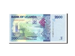 Uganda, 2000 Shillings, 2010, KM:50, Undated, NEUF - Uganda
