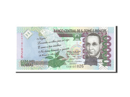 Saint Thomas And Prince, 100,000 Dobras, 2005, KM:69a, 2005-06-02, NEUF - Sao Tomé Et Principe