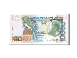 Saint Thomas And Prince, 10,000 Dobras, 1996, KM:66a, 1996-10-22, NEUF - Sao Tomé Et Principe
