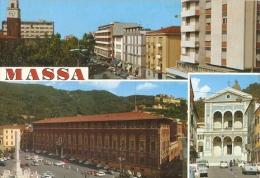 06/FG/16 - MASSA CARRARA - MASSA: Vedutine - Massa
