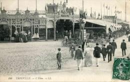 190    TROUVILLE - L'Eden (date 1908) - Trouville