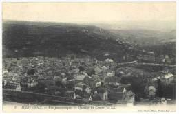 Marvejols - Vue Panoramique - Quartier Du Centre - Marvejols