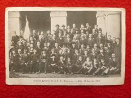ALBI CONSEIL FEDERAL DE LA J C TARNAISE ALBI 1906 - Albi