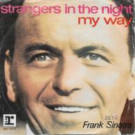Frank Sinatra 45t. SP *strangers In The Night* - Jazz