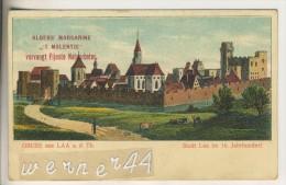 Laa A.d. Thaya V. 1916 Stadt Laa Im 16.Jahrhundert (26642-20) - Laa An Der Thaya